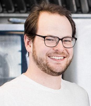 Lukas Lovrek, CFO der Basenbox