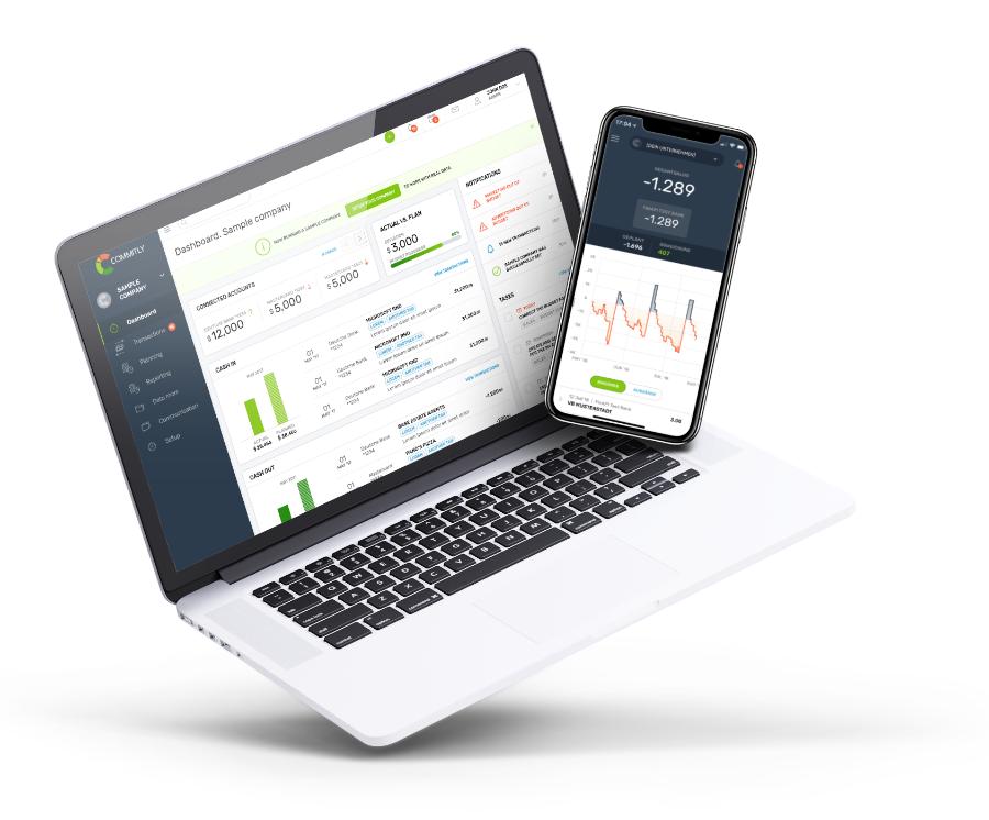commitly einfach bessere liquiditätsplanung im web und mobil