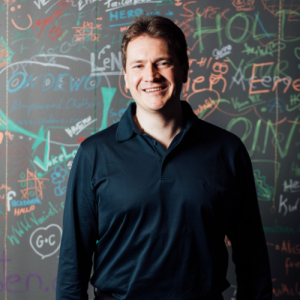 Andreas Herrele, Head of Finance weXelerate