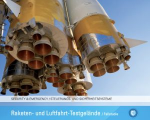 Commend Fallstudie Raketen- und Luftfahrt-Testgelände