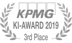 commitly 3. Platz KPMG KI Award